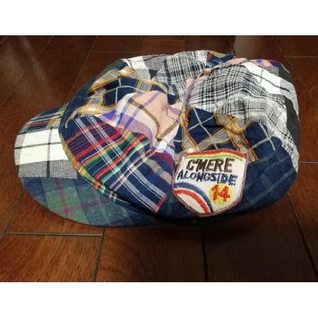 rough(ラフ)のrough ハンチング帽子 レディースの帽子(ハンチング/ベレー帽)の商品写真