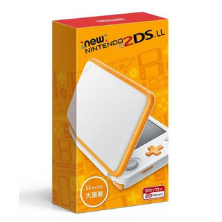 ニンテンドウ(任天堂)のNintendo ゲーム機本体 NEW ニンテンドー 2DS LL (携帯用ゲーム機本体)