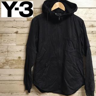 ワイスリー(Y-3)のY-3 シャツ フード付き パーカー 2way(シャツ)