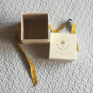 サンタマリアノヴェッラ(Santa Maria Novella)のサンタマリアノッヴェッラ テラコッタポプリポット 空箱(アロマグッズ)