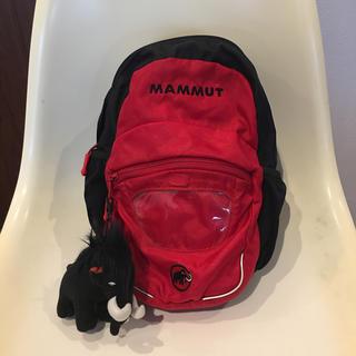 マムート(Mammut)のMAMMUT マムート FIRST ZIP 8L 美品(リュックサック)