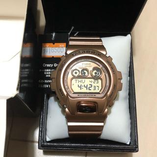 値下交渉可 G-SHOCK  ゴールド ピンク 新品 未使用 gd x 6900(腕時計(デジタル))