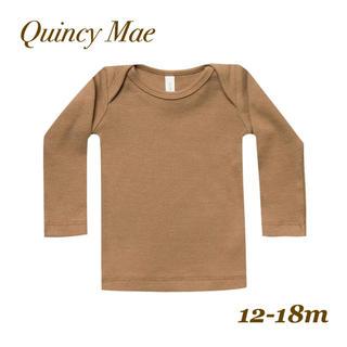 コドモビームス(こども ビームス)のquincy mae トップス (Copper/12-18m)(シャツ/カットソー)