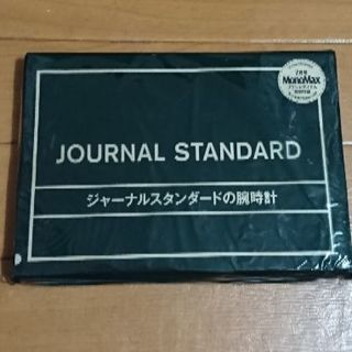 ジャーナルスタンダード(JOURNAL STANDARD)のモノマックス  2013年7月号  付録 ジャーナルスタンダード 未開封(ファッション)