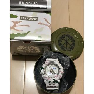 値下交渉可 G-SHOCK ga 700 skz 新品 未使用 ホワイト 白(腕時計(デジタル))