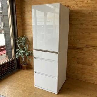 Panasonic - 2019年製/Panasonic/パナソニック/冷凍冷蔵庫/NR-E414GV