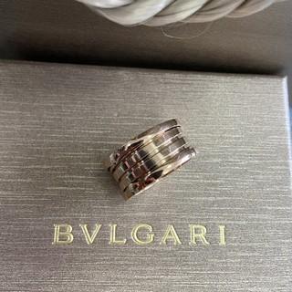 ブルガリ(BVLGARI)の売り上げ♥ ブルガリBVLGARI リング指輪  ゼロ(リング(指輪))