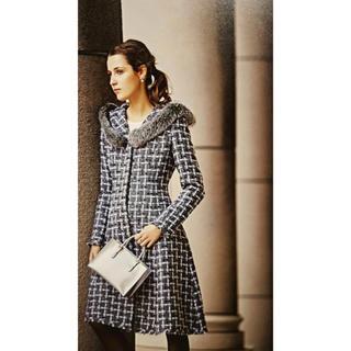 René - 209000円の品が16万→15 Rene  ルネ コート ツイード 新品 美品