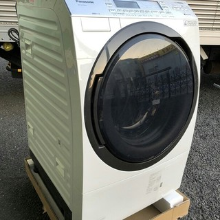 Panasonic - パナソニック  NA-VX700AL-W ドラム式洗濯乾燥機 VXシリーズクリス