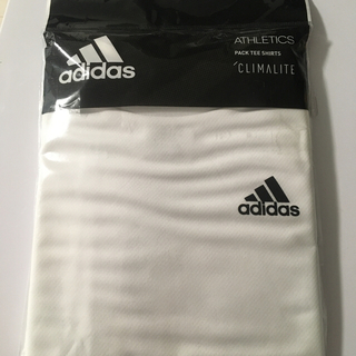 アディダス(adidas)の新品アディダスTシャツ140cm(Tシャツ/カットソー)