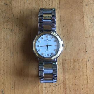 ボームエメルシエ(BAUME&MERCIER)のボーム&メルシエ リビエラ 10P 時計(腕時計(アナログ))