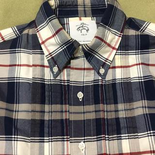 ブラックフリース(BLACK FLEECE)のブラックフリース 希少 USA ドレスシャツ トムブラウン ブルックスブラザーズ(シャツ)