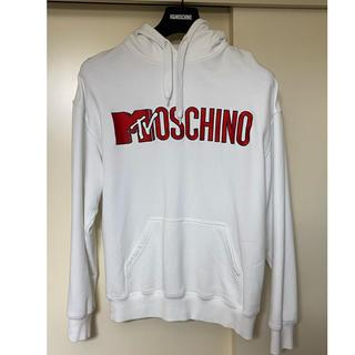 モスキーノ(MOSCHINO)のh&m moschino パーカー(パーカー)