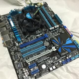 エイスース(ASUS)のIntel  core  i7 860 (PCパーツ)