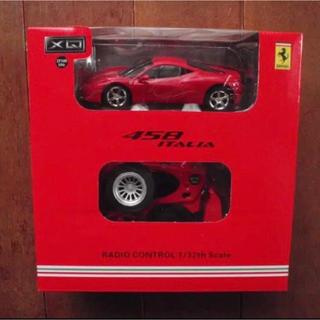 フェラーリ(Ferrari)の★フェラーリ/458 ITALIA★1/32ラジコン(ホビーラジコン)