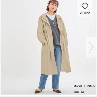 ジーユー(GU)のコート(スプリングコート)