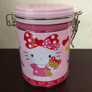 サンリオ(サンリオ)のサンリオ USJ ハローキティ 缶(容器)