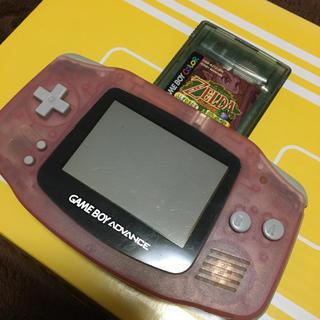 ゲームボーイアドバンス(ゲームボーイアドバンス)のゲームボーイアドバンスとセット(携帯用ゲーム機本体)