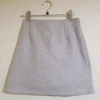 韓国♡ツイードミニスカート(ミニスカート)