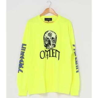 ミルクボーイ(MILKBOY)のMILKBOY SKULL Long sleeve Tシャツ (Tシャツ/カットソー(七分/長袖))
