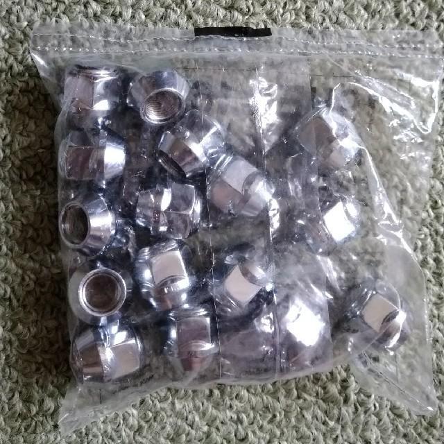 ホンダ(ホンダ)の袋ナット ホンダ車 16個セット 自動車/バイクの自動車(汎用パーツ)の商品写真