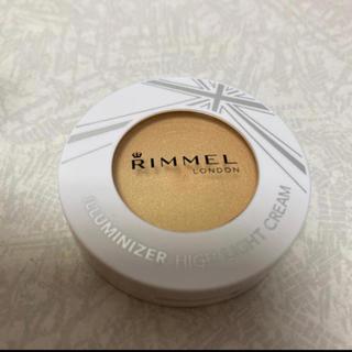 RIMMEL - リンメル  イルミナイザー 004 ハイライトクリーム