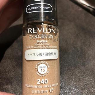 レブロン(REVLON)のレブロン カラーステイ メイクアップ 240 ミディアムベージュ(1コ入)(その他)
