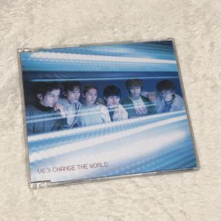ブイシックス(V6)のCHANGE THE WORLD(ポップス/ロック(邦楽))