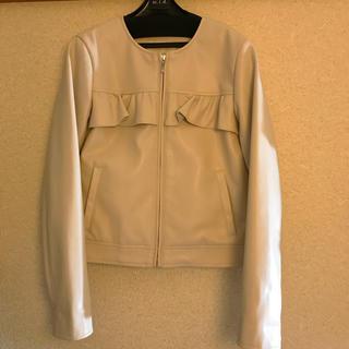 アベニールエトワール(Aveniretoile)のAveniretoile☆アベニールエトワール☆ジャケット☆34サイズ(ノーカラージャケット)