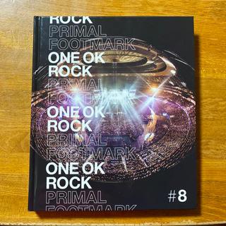 ワンオクロック(ONE OK ROCK)のONE OK ROCK  PRIMAL FOOTMARK #8(音楽/芸能)