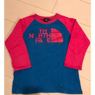 ザノースフェイス(THE NORTH FACE)のTHE NORTH FACE ロングスリーブシャツ(その他)