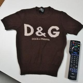 ドルチェアンドガッバーナ(DOLCE&GABBANA)のDOLCE&GABBANA レトロニット(ニット/セーター)
