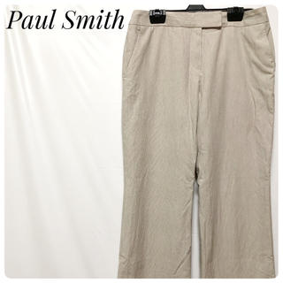 ポールスミス(Paul Smith)の美品訳あり ポールスミス ブラックレーベル レディースワイドパンツ サイズXL(カジュアルパンツ)