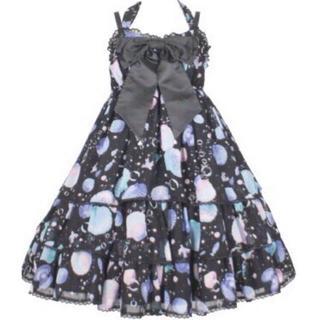 アンジェリックプリティー(Angelic Pretty)のdream marine ジャンパースカート angelic pretty(ひざ丈ワンピース)