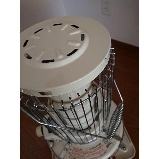 Aママ様専用 aladdin アラジン ブルーフレーム ストーブ スマホ/家電/カメラの冷暖房/空調(ストーブ)の商品写真