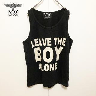 ボーイロンドン(Boy London)の☆【BOY LONDON】ビッグロゴ タンクトップ(タンクトップ)