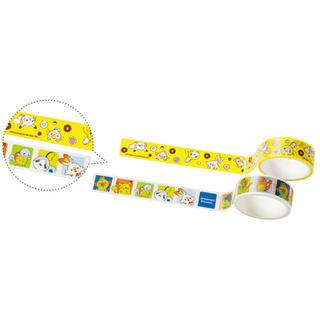 ミスタードーナツ福袋2020 ポケモンマスキングテープ(キャラクターグッズ)