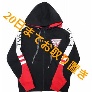 ゲス(GUESS)の【Rady様専用!!!!】GUESSパーカー スウェット Mサイズ(パーカー)