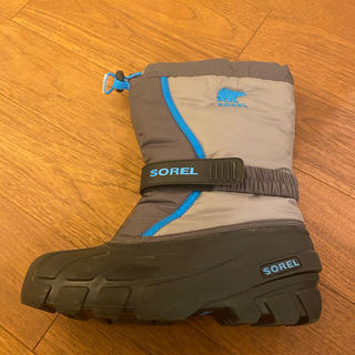 ソレル(SOREL)のソレル 男児 22cm スノーブーツ(ブーツ)