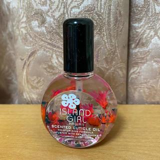 Cosme Kitchen - 新品未使用未開封☆ ISLAND GIRL HAWAII 🌸 ネイルオイル