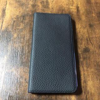ボナベンチュラiPhone10ケース ブラックカラー(iPhoneケース)