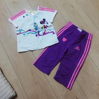 アディダス(adidas)のアディダス ベビー 60.70(Tシャツ)