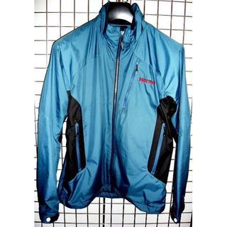 マーモット(MARMOT)のMARMOT‐マーモットジャケット JP M US-S BLUE(ナイロンジャケット)