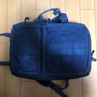 ブリーフィング(BRIEFING)のBRIEFING×BEAMS PLUS AIRFORCEBLUE 3WAYBAG(ビジネスバッグ)