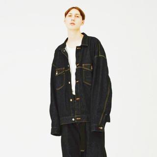 ジエダ(Jieda)のjieda over denim jacket 17ss(Gジャン/デニムジャケット)