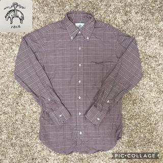 ブラックフリース(BLACK FLEECE)の米国製 BLACK FLEECE ボタンダウンオックスフォードシャツ(シャツ)