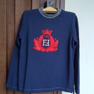 フェンディ(FENDI)のフェンディキッズ、10A⭐新品⭐長袖Tシャツ(Tシャツ/カットソー)