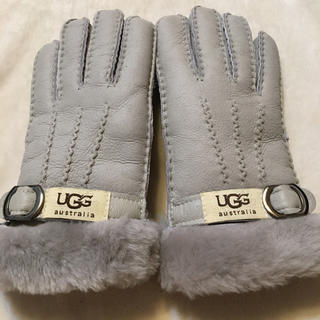 UGG - UGG グレージュ 手袋