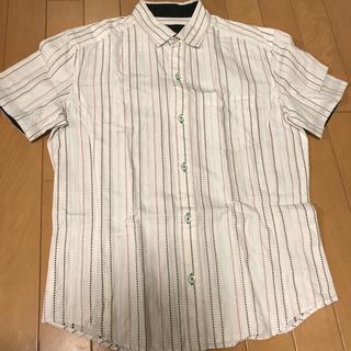 アトリエサブ(ATELIER SAB)の日本製アトリエサブ綿半袖シャツ(シャツ)