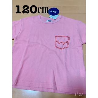 エドウィン(EDWIN)の在庫処分 ワッフル生地 EDWIN Tシャツ(Tシャツ/カットソー)